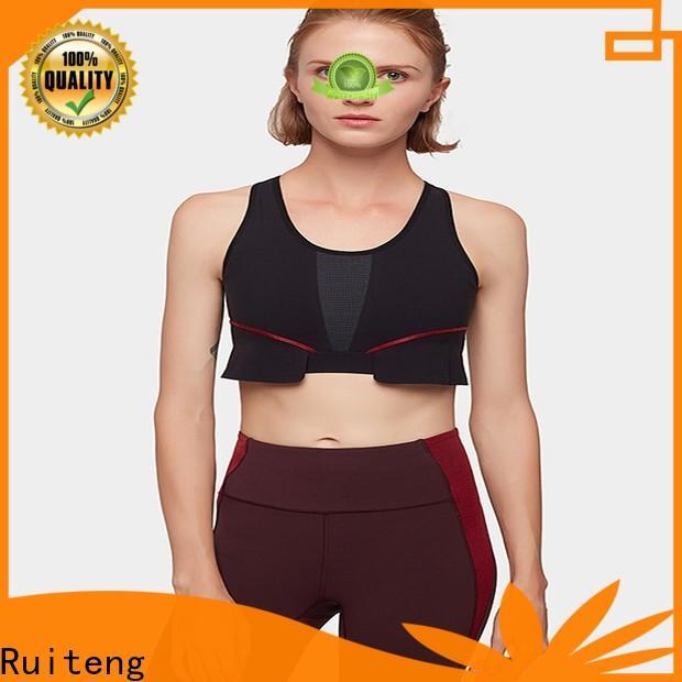 Ruiteng activewear shirts customized for running