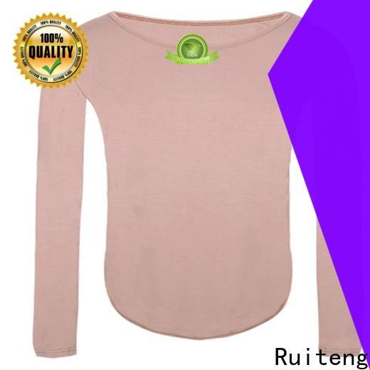 Ruiteng High-quality exercise shirts womens for business for sports