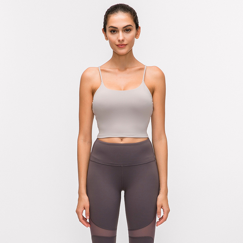 product-Women Fashion Sexy Tight Gym Fitness Tank Top Yoga Wear-Ruiteng-img