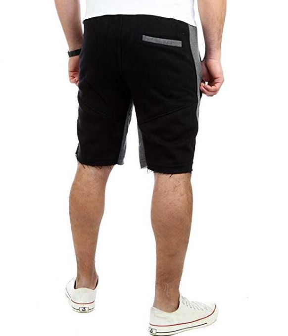 product-Men Fitness Jogger Sportswear Workout Quick Dry Short Pants-Ruiteng-img