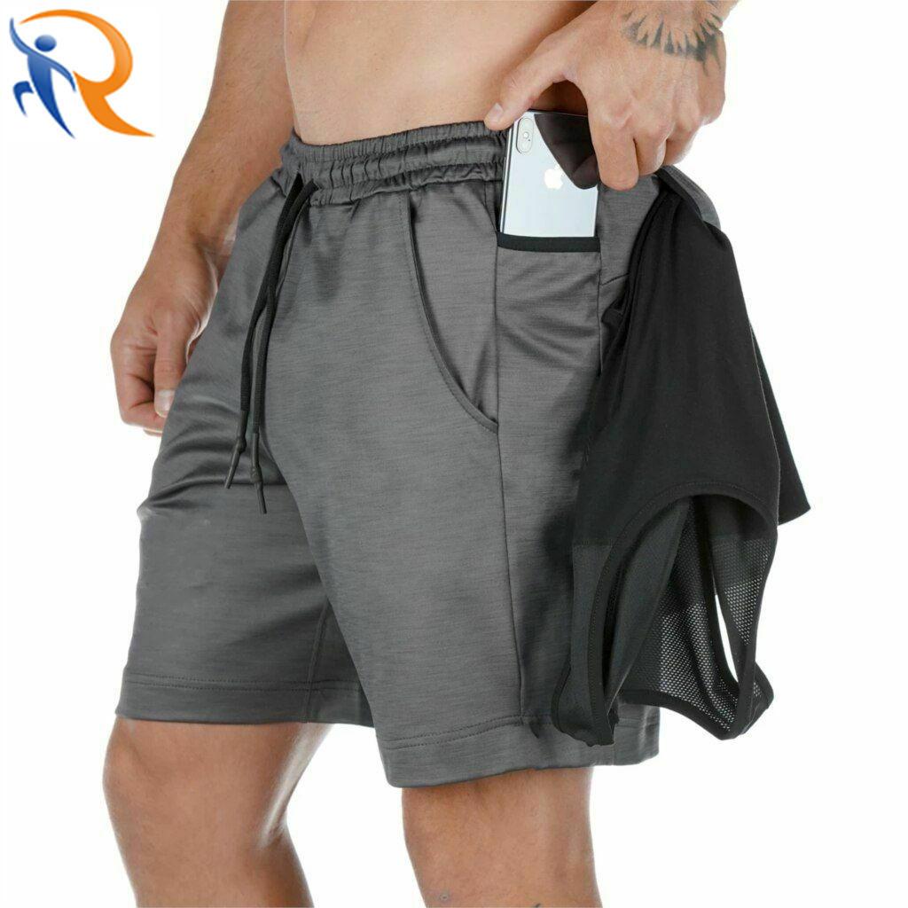 Men Fashion Workout Sportswear Shorts
