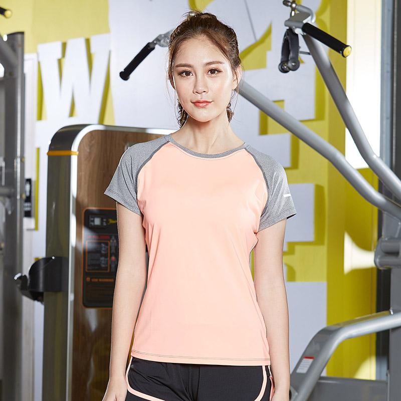 product-Women Casual Short Sleeve Sportswear T-Shirt-Ruiteng-img