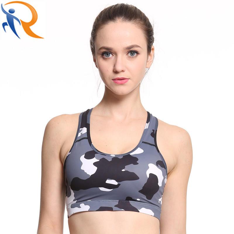 Women Sexy Sports Bra Workout Tank Top Sportswear