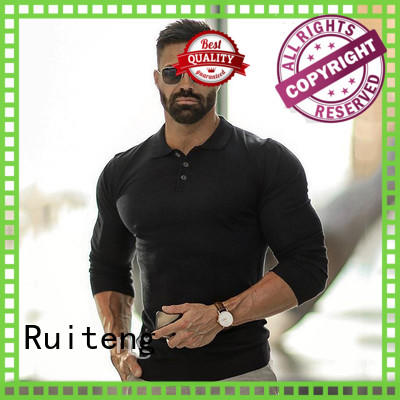 Ruiteng New polo t shirt online personalized for sports