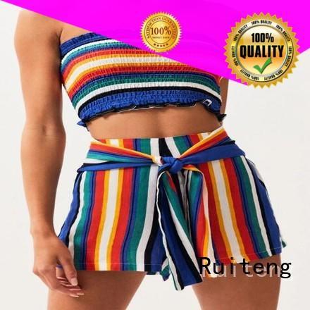 Ruiteng long swim shorts series for outdoor