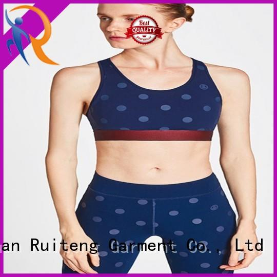 Ruiteng Latest buy sports bra online factory for outdoor