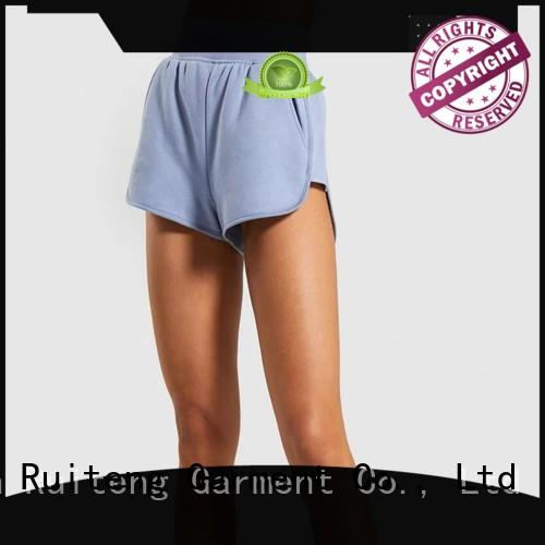 Ruiteng High-quality gray shorts womens Suppliers for sports