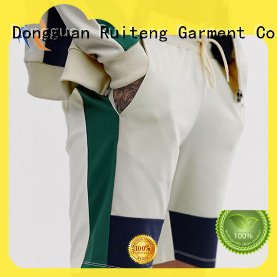 High-quality cotton gym shorts coord factory for sports