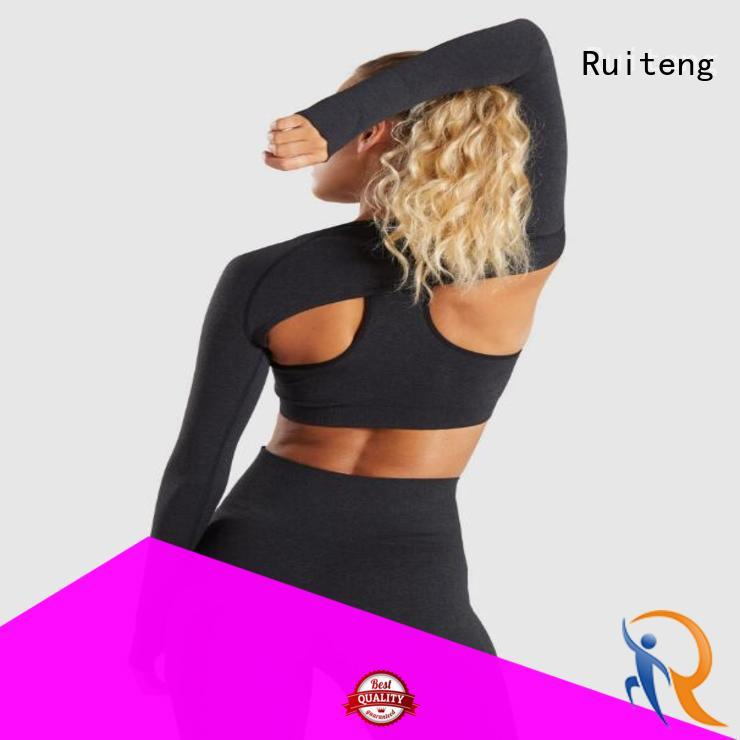 Ruiteng professional discount yoga clothes customized for outdoor