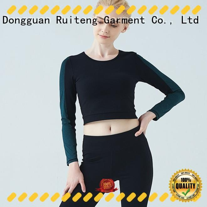 Ruiteng quality polo tee shirts personalized for sports