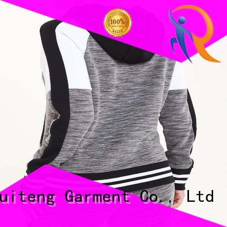 Ruiteng Latest active sportswear factory