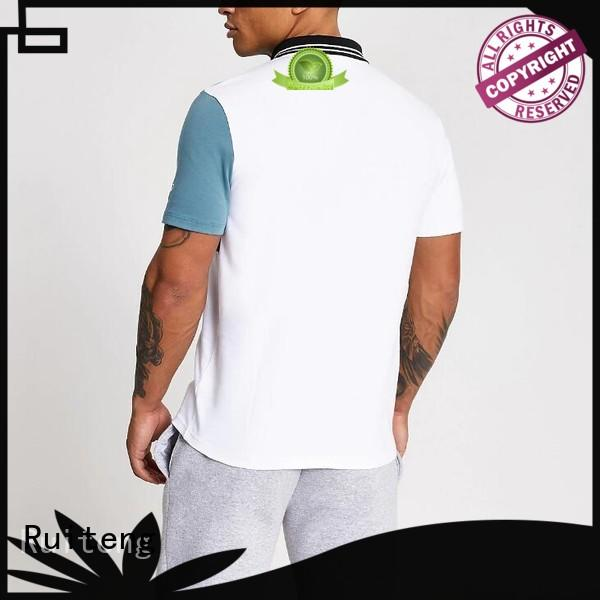 Ruiteng top quality buy polo shirts factory price for gym