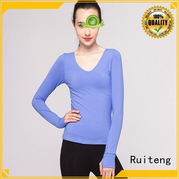 Ruiteng yoga clothing online for business for outdoor