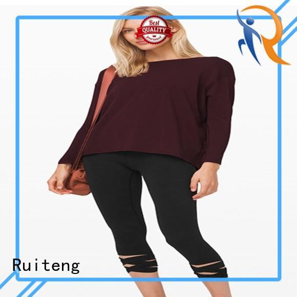 Ruiteng buy leggings online manufacturer for gym