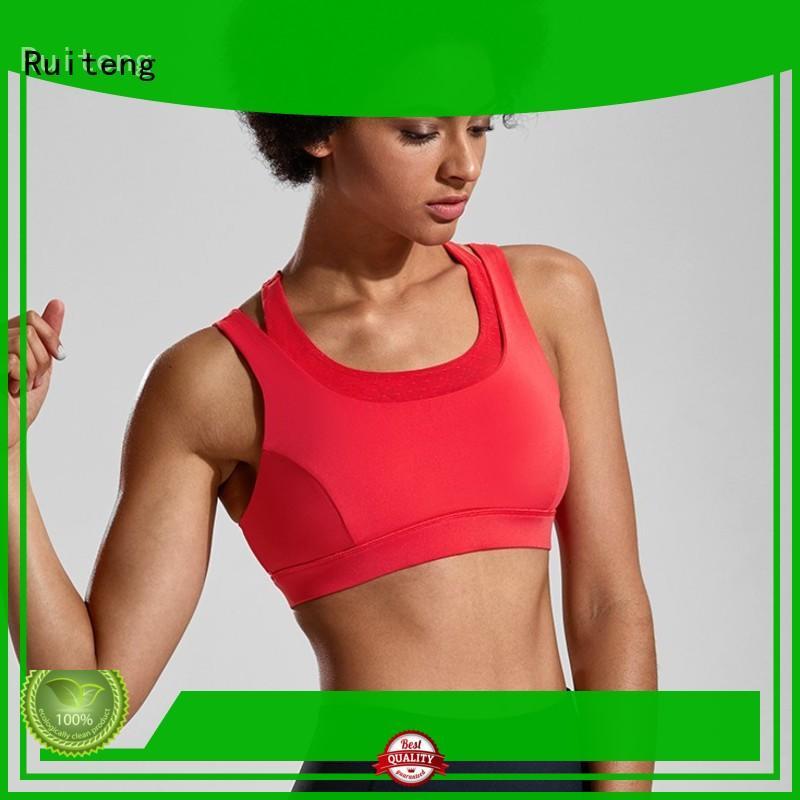 Ruiteng Best exercise bra for business for indoor