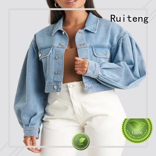 Ruiteng cute winter jackets factory for walk
