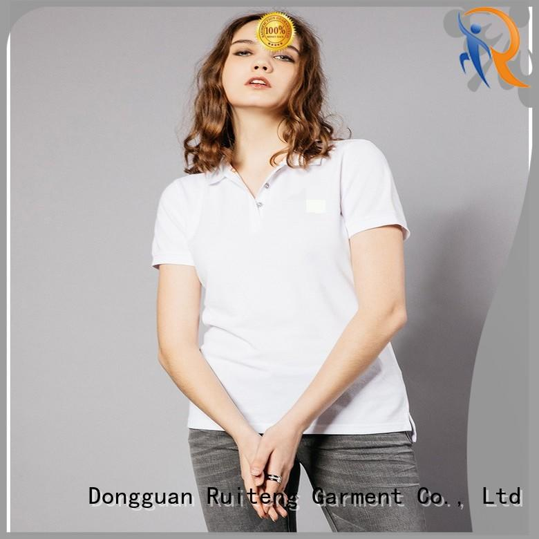 Ruiteng High-quality polo shirts company for running
