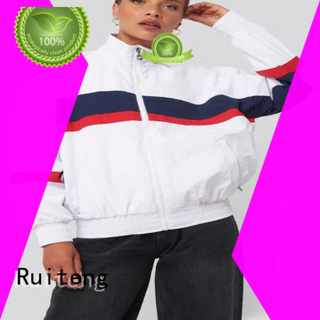 Ruiteng Wholesale ladies casual jackets factory for outdoor