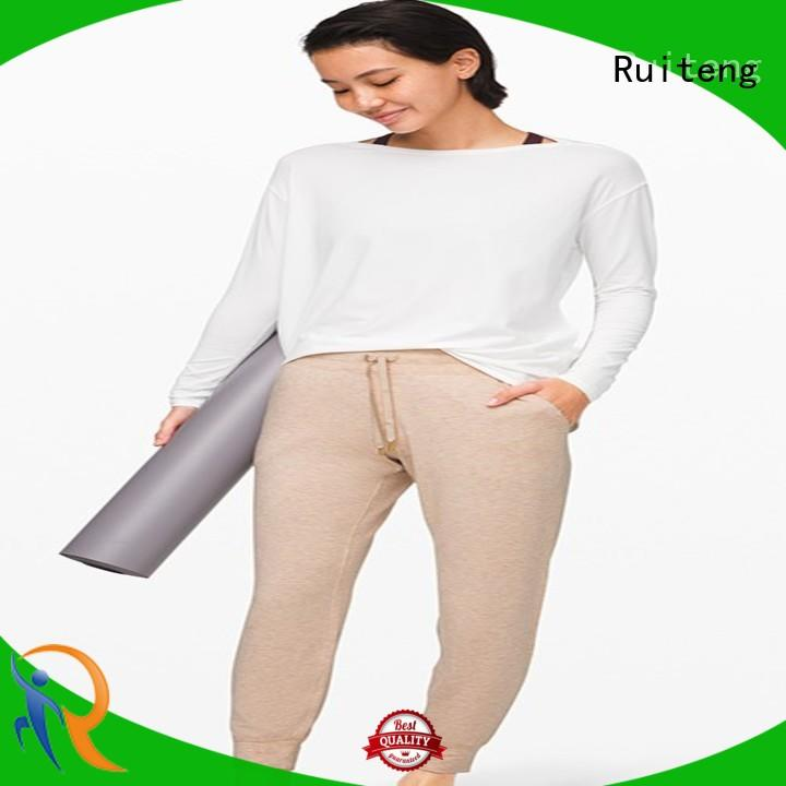 Ruiteng branded joggers for business for running