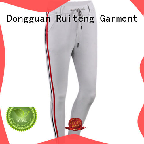 Ruiteng fashion joggers factory for sports