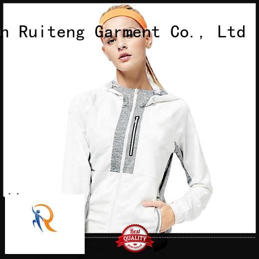 Ruiteng Brand rte04 heather basic sweatshirt top