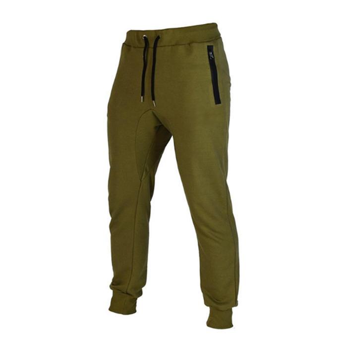 Plain Fitted Men Jogger Sweatpants –RTE07