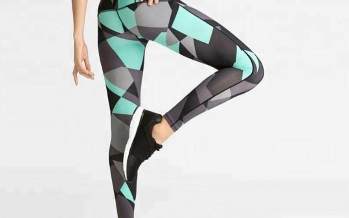 Ruiteng-Fitness Printed Women Sport Legging Rte14 | Sports Legging-3