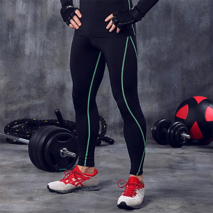 Ruiteng-Slim Tights Man Legging Rte15   Sports Legging-1