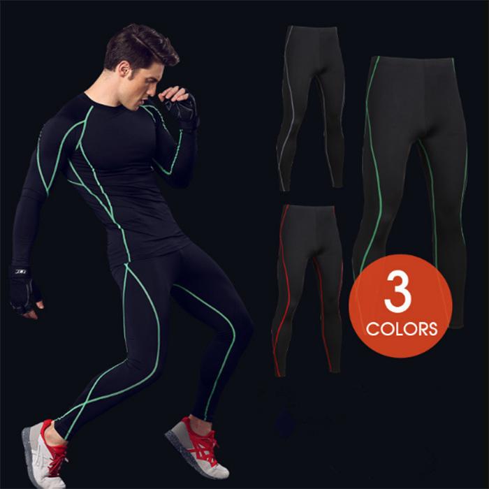 Ruiteng-Slim Tights Man Legging Rte15   Sports Legging-2