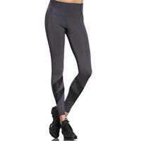 OEM 2019 Clothing Workout Women Yoga Pants Bottoms Design Stretch Tights Sublimation Gym Leggings-RTA683