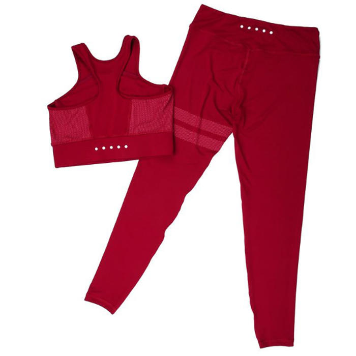 Hot Sales Seamless Yoga Suits-RTE-25