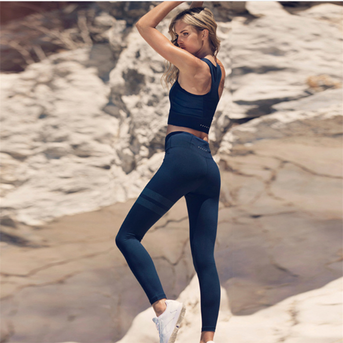 Ruiteng-Hot Sales Seamless Yoga Suits-Rte-25 Manufacture, Yoga Tank Tops