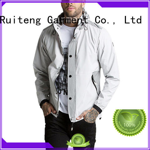 Ruiteng professional ladies casual jackets design for outdoor