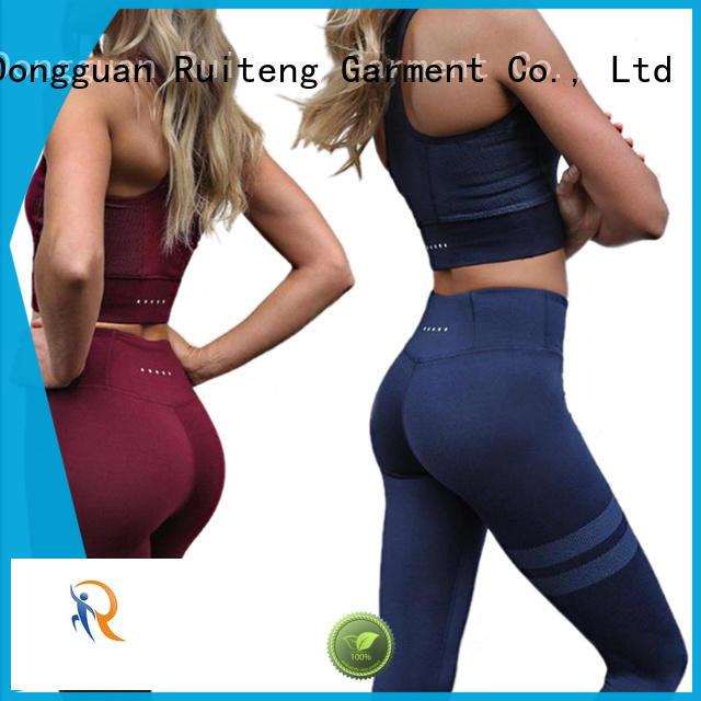 yoga fitness sales Yoga Suit print Ruiteng Brand