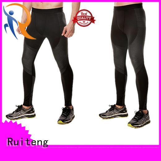 Ruiteng sportswear leggings customized for gym
