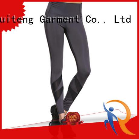 black best gym leggings sport Ruiteng company