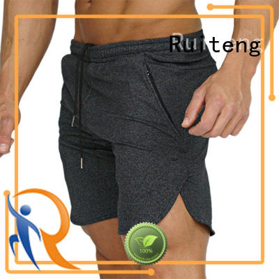 Ruiteng top quality women's white shorts company for sports