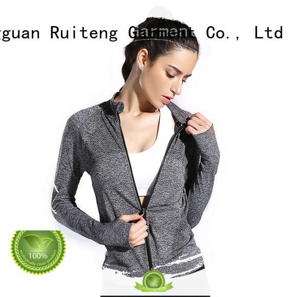 Ruiteng Brand top man workout custom basic sweatshirt