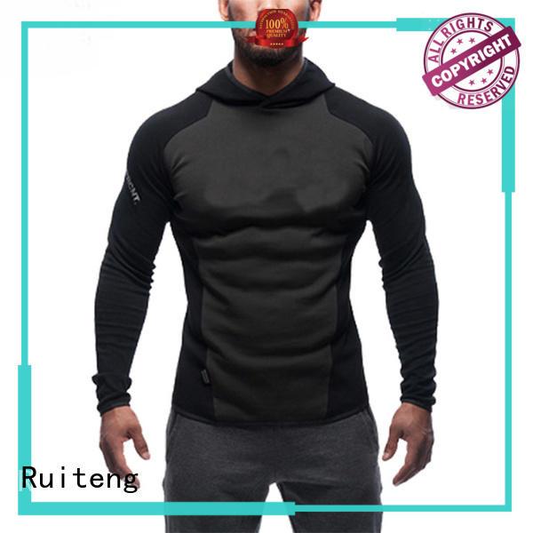 basic sweatshirt embroidery rte01 vneck fashion hoodies manufacture