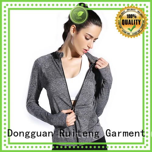 Ruiteng jacket mens fashion hoodies supplier for sports