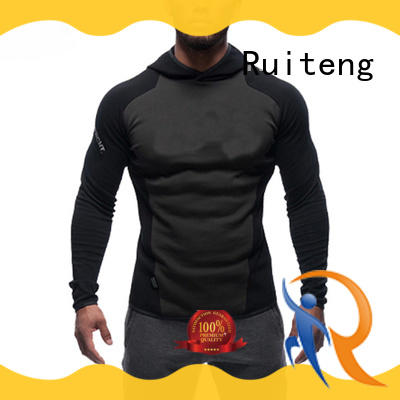 Ruiteng winter hoodies womens factory price for sports
