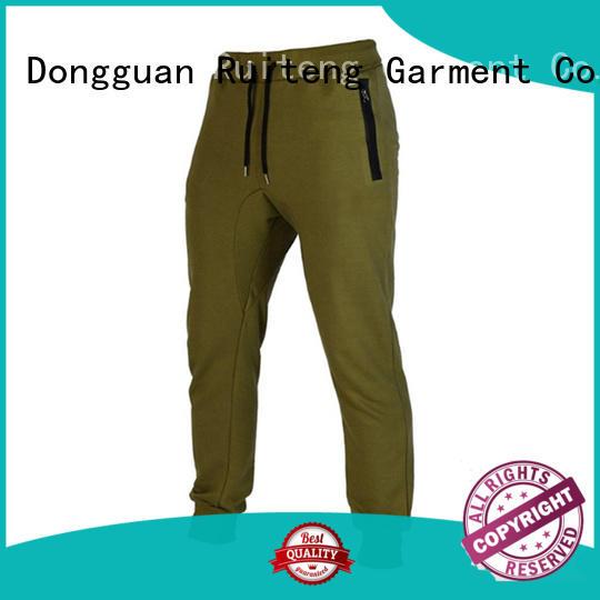 mens grey skinny joggers waist gym Bulk Buy pants Ruiteng