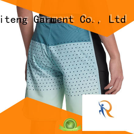 Ruiteng Brand side mens rte10 boys compression shorts manufacture