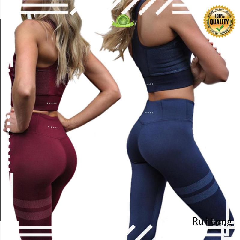 Ruiteng Brand yoga yoga leggings sale fitness supplier