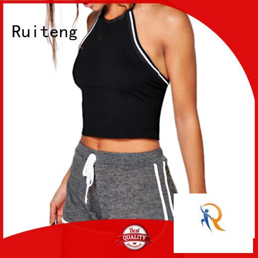 Ruiteng Brand summer workout ladies summer shorts