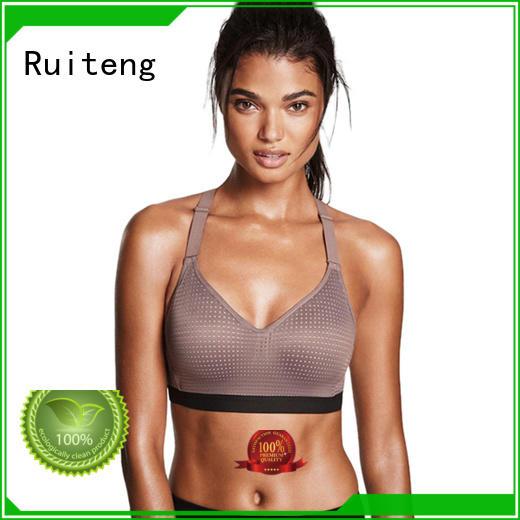 gym neck gym bra yoga Ruiteng Brand company