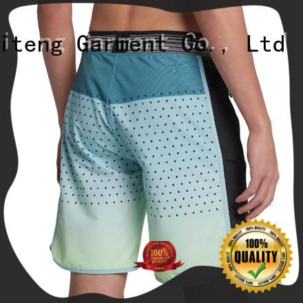 short beach shorts mens customized for outdoor Ruiteng