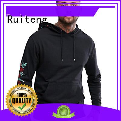 Ruiteng fashion hoodies manufacturers for running